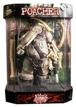 Buy Low Price McFarlane 1998 Total Chaos Action Figure – Special Edition Poacher in Tank Display Case – FAO Schwarz Exclusive (B000WEOPQ4)