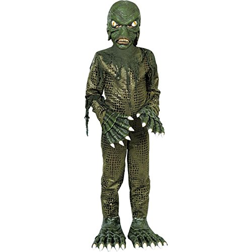 Child's Swamp Thing Costume (Size: Small 4-6)