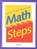 Houghton Mifflin Math Steps: Student Edition Level 4 2000
