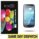 IMyth *PACK OF 10* Samsung i9190 Galaxy S4 Mini Lcd Screen Protectors & Retail Packed + Cloth