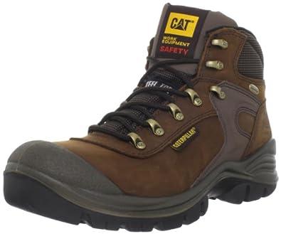 Amazon.com: Caterpillar Men's Pneumatic Work Boot: Shoes