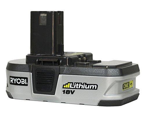 Used Ryobi P103 18 volt 18v 1.3A ah Li-ion Battery Lithium-ion Tool Cordless Drill Battery Li-ion Batteries Tested Good High Quality No Retail Packing