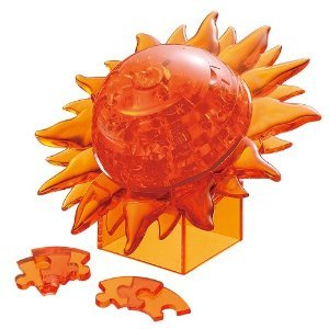 Picture of Beverly Enterprises CRYSTAL PUZZLE Sun 50121 (B0048GWOCY) (Pegged Puzzles)