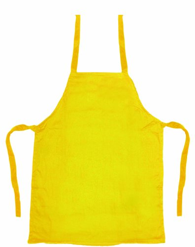 The Little Cook / Child's Apron, Yellow