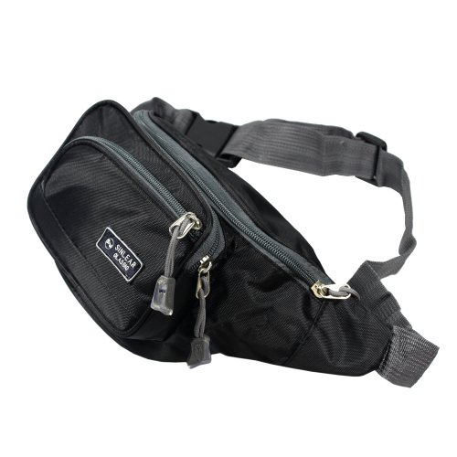 [Street Fashion] Multi-Purposes Fanny Pack / Back Pack / Travel Lumbar Pack