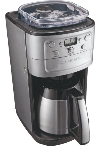 Cuisinart DGB900BCU Grind and Brew Coffee Maker