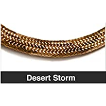 I M Survival IM Survival Gladding 550 Paracord 7 Strand Parachute Cord Tactical Commerical Grade USA Made- Desert...