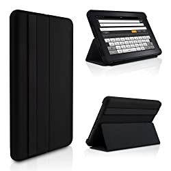 Kindle Fire Lightweight MicroShell Folio Case Cover by Marware, Black (does not fit Kindle Fire HD)