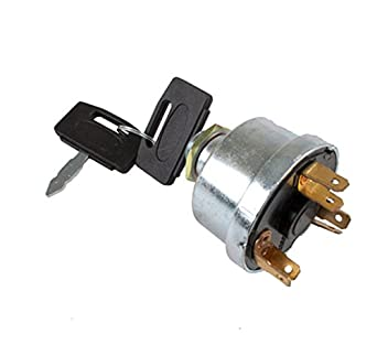 529800R91 Ignition Switch for Case IH International Harvester and