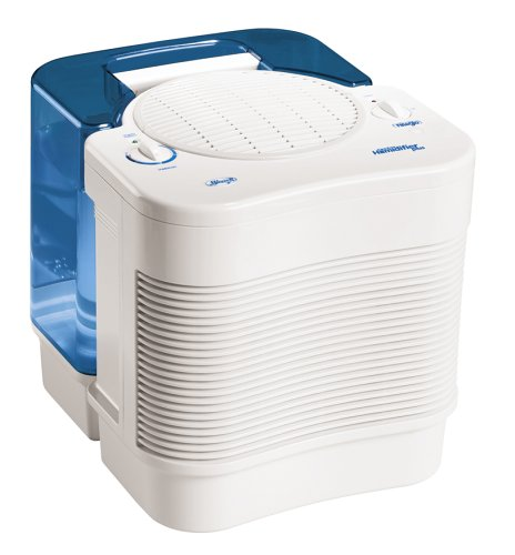 Hunter 34352 Care Free Humidifierplus 3-1/2-Gallon Humidifier, with Exclusive NiteGlo Night Light