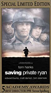 Saving Private Ryan [VHS]