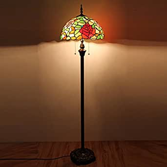 Toym Uk Wedding Gifts Korean Wild Bedroom Living Room Floor Lamp Lighting Glass Dragonfly