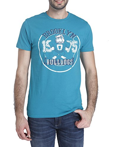 Jack-Jones-Mens-Casual-T-Shirt
