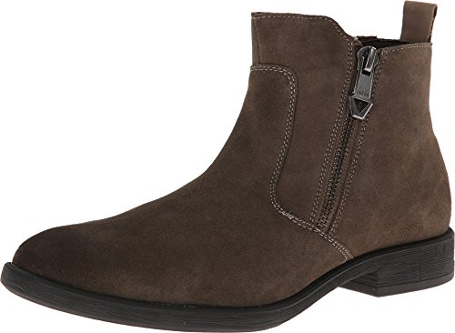 GUESS Men's Paulie Taupe Boot 10.5 M