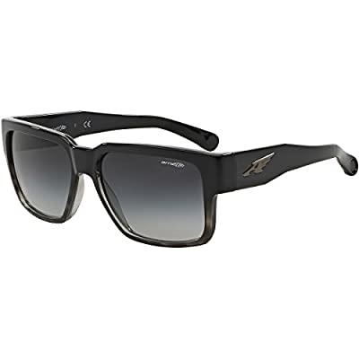 Arnette Supplier Unisex Sunglasses - 2310/8G Black/Grey Havana/Grey Gradient
