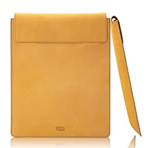 Case-Mate Walkabout Leather Sleeve for iPad - Brown