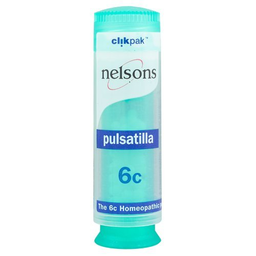 Nelsons Clikpak Pulsatilla 6c