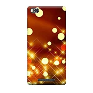 Digi Fashion Designer Back Cover with direct 3D sublimation printing for Xiaomi Redmi Mi4i
