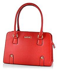 Daphne Women's Handbag (Red) (XB15-0021RD-14003)