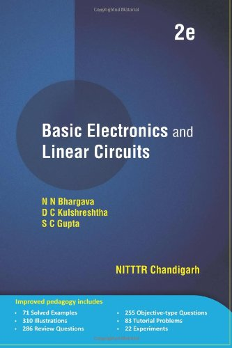Basic Electronics and Linear Circuits: 2e from Tata McGraw Hill Education Private Limited