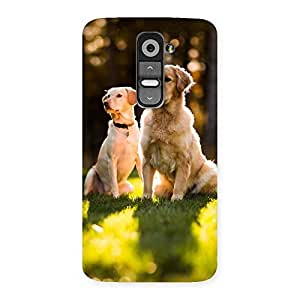 Luxirious Do Kutte Back Case Cover for LG G2