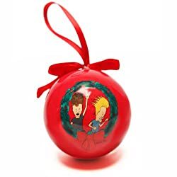 Beavis and Butt-Head: Christmas Ball Ornament