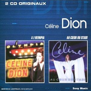 Celine Dion - Coffret 2 CD : Au Coeur Du Stade / A L
