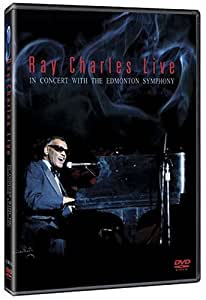 Ray Charles Live - In Concert With The Edmonton Symphony [Import]