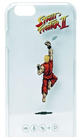 藤本電業 iPhone6 4.7inch対応 iPhone+ ストリートファイター II 昇龍拳・ケン J-iP6-CP02