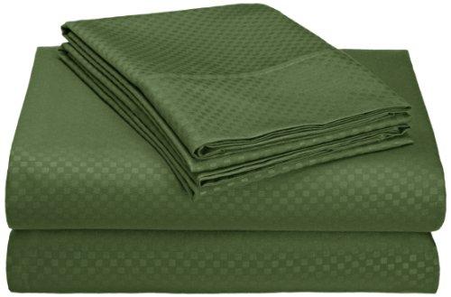Hunter Green Bedding