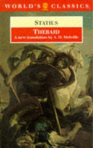 Thebaid (The World's Classics)