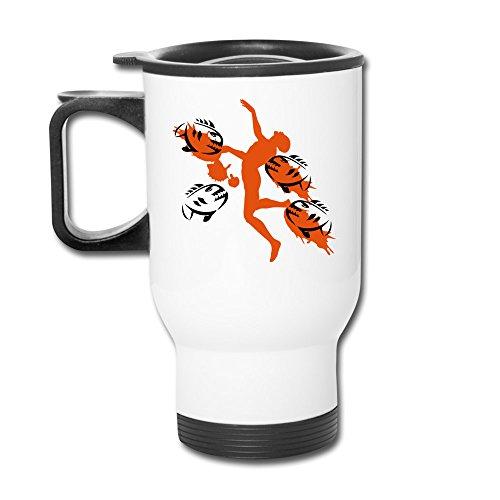 Piranhas Eat Man Travel Mugs White Insulated Coffee