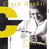 CLARA HASKIL/ RECITAL DE BESANCON 1956