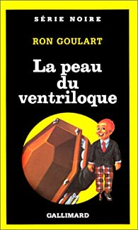 La Peau du ventriloque par Ron Goulart