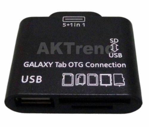AKTrend® - OTG Kartenleser USB