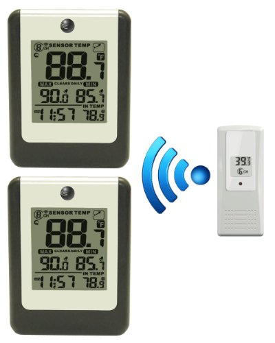 Wireless Weather Monitor