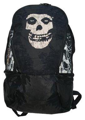 Misfits, Black Skull Logo, fotocamera