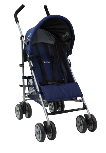 Tippitoes Spark Pushchair (Blue)