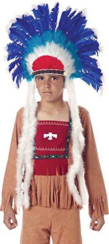 Child's Full Indian Headdress