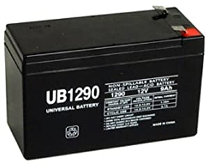 12V 9AH - RBC17 SLA Replacement Battery - APC / UPS BATTERY