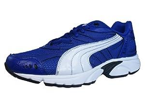 Puma Xenon Womens Running Schuhe Sneaker / Schuh - blau - SIZE EU 41