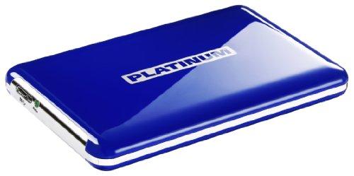 - MyDrive - Disque dur externe portable 2,5' - 500 Go - USB 3.0 - Bleu [Déballer sans s'énerver...