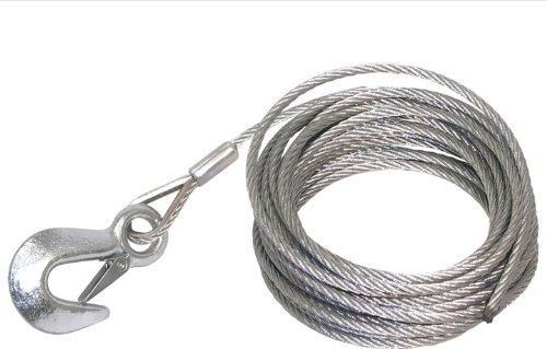 Shoreline Marine Winch Cable (3/16-Inch X 25-Feet)
