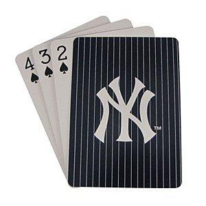 Ny yankees poker chip set