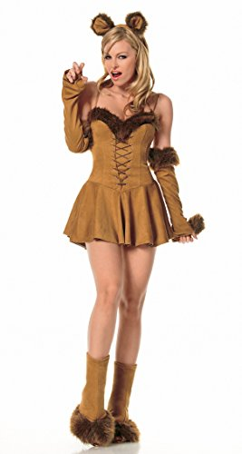 Wizard of Oz Cuddly Lioness Adult Costume Size:Xtra Small