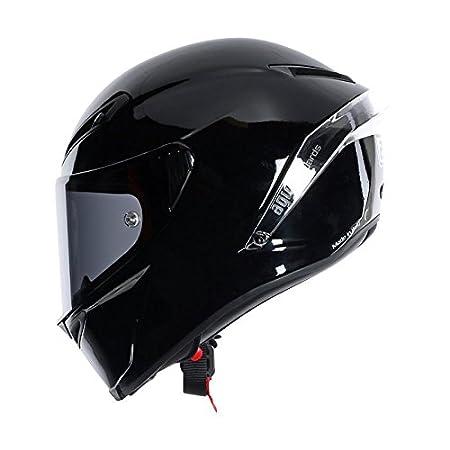Casque de moto AGV Corsa noir en Nouvelle