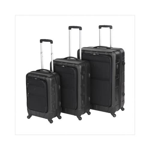 Heys USA Immix 3 Piece Luggage Set D1050 Color Gold