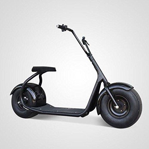 【 Smart bike 】SEE-V Scoota Electric bike 電動スクーター 電動バイク 走行距離 50km-80km ブラック