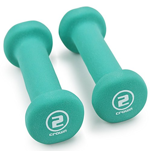 pair-of-neoprene-body-sculpting-hand-weights-by-crown-sporting-goods-2-lb