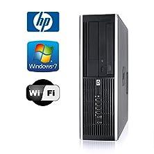 buy Prime Day Sale! Hp 8000 Elite Sff Desktop - Intel Core 2 Duo 2.66Ghz - *New* 1Tb Hdd - 4Gb Ram - Windows 7 Pro 64-Bit - Wifi - Dvd-Rw (Prepared By Recircuit)